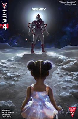 Divinity (Comic Book) #4