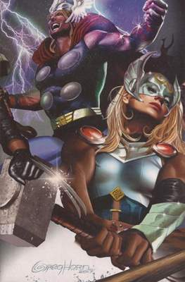 Generations - The Thunder (Variant Cover) (Comic Book) #1.6