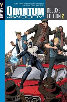 Quantum and Woody Deluxe Edition (Digital Collected) #2