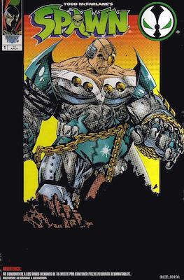 Spawn McFarlane's Toys Serie 1 Comic-books (Comic-book) #6