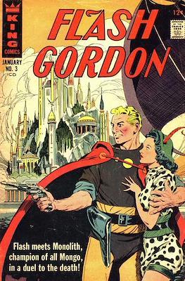 Flash Gordon (Comic-book) #3
