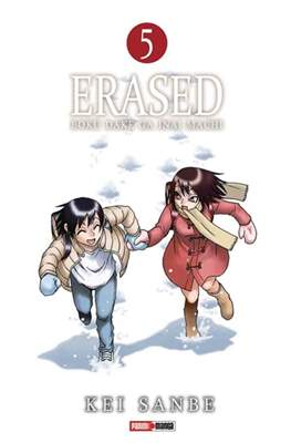 Erased: Boku Dake ga Inai Machi (Rústica con sobrecubierta) #5