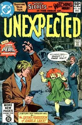 The Unexpected (Comic Book) #205