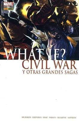 What if? Civil War y otras grandes sagas (2008)