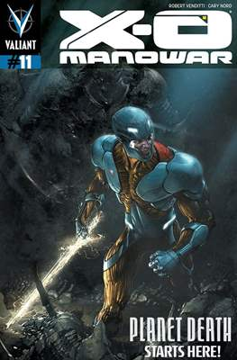 X-O Manowar (2012) (Comic-Book) #11
