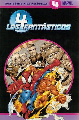 Los 4 Fantásticos. ¡Del cómic a la película! (Rústica 80 pp) #4