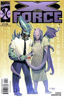 X-Force Vol. 1 (1991-2002) (Comic Book) #110
