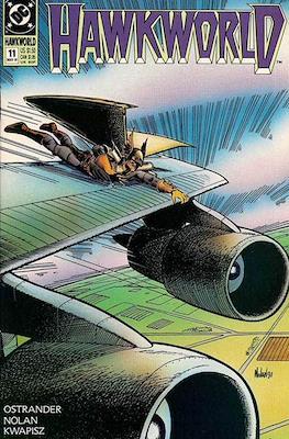Hawkworld (Comic Book) #11