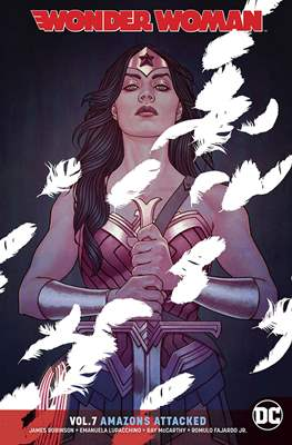Wonder Woman Vol. 5 (2016-) (Softcover) #7