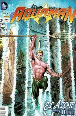 Aquaman (Grapa) #24