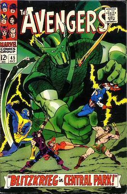 The Avengers Vol. 1 (1963-1996) (Grapa) #45