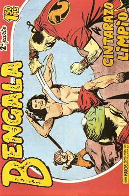 Bengala (1960) (Grapa.17x24) #25