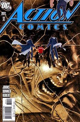 Action Comics Vol. 1 (1938-2011; 2016-) (Comic Book) #851
