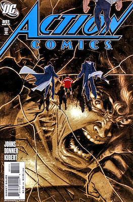 Action Comics Vol. 1 (1938-2011; 2016-) (Comic Book) #851