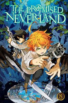 The Promised Neverland (Softcover) #8