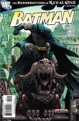 Batman Vol. 1 (1940-2011) (Comic Book) #670