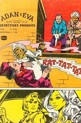 Adan & Eva. Detectives Privados #6