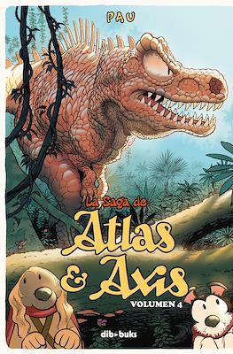 La Saga de Atlas & Axis (Cartoné 80 pp) #4