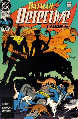Detective Comics Vol. 1 (1937-2011; 2016-) (Comic Book) #612