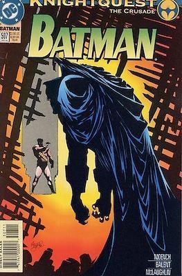 Batman Vol. 1 (1940-2011) (Comic Book) #507