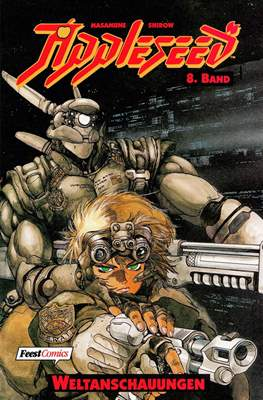 Appleseed #8