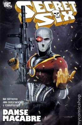 Secret Six (2008-2011) (Softcover) #3