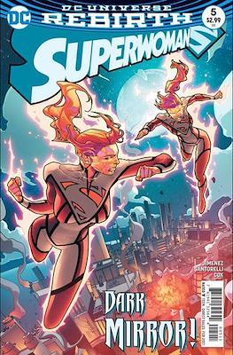 Superwoman (2016-2018) #5