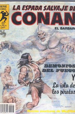 La Espada Salvaje de Conan. Vol 1 (1982-1996) (Grapa. B/N.) #17