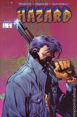 Hazard (Comic Book) #1