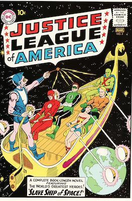 Justice League of America (1960-1987) #3