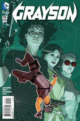 Grayson (2014-2016) (Comic-Book) #19