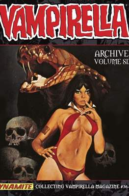 Vampirella Archives #6