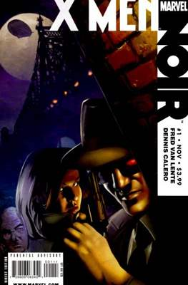 X Men Noir #1