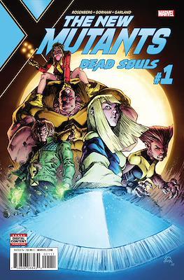 The New Mutants: Dead Souls (Comic-book) #1