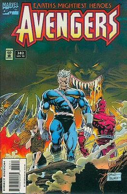 The Avengers Vol. 1 (1963-1996) (Grapa) #382