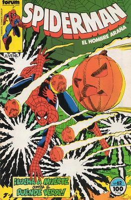 Spiderman Vol. 1 / El Espectacular Spiderman (1983-1994) (Grapa 32-48 pp) #62