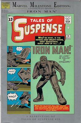 Marvel Milestone Edition: Tales of Suspense #39