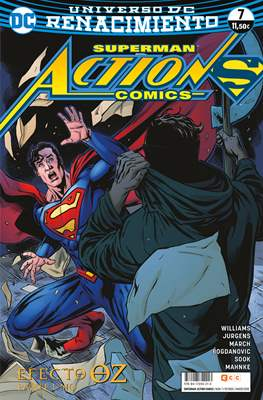 Superman: Action Comics. Renacimiento (Rústica 96 pp) #7
