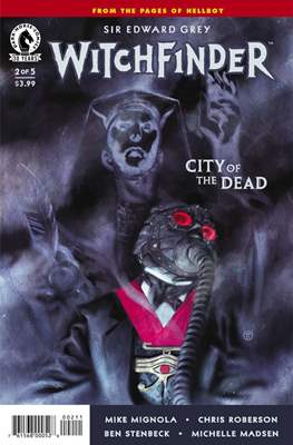 Witchfinder (comic-book) #17