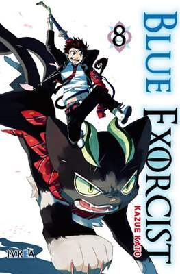 Blue Exorcist (Rústica) #8