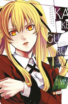 Kakegurui Twin (Rústica con sobrecubierta) #1