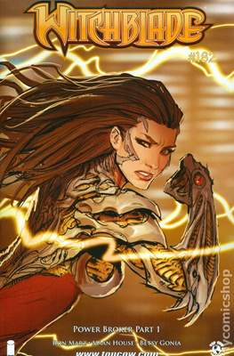 Witchblade (Variant Cover) (Comic Book) #182