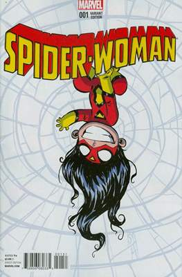 Spider-Woman (Vol. 5 2014-2015 Variant Covers) (Grapa) #1