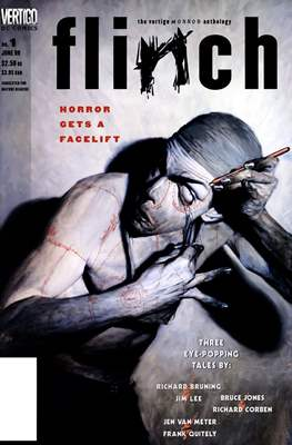 Flinch (Comic Book) #1