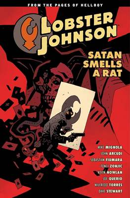 Lobster Johnson (TPB) #3