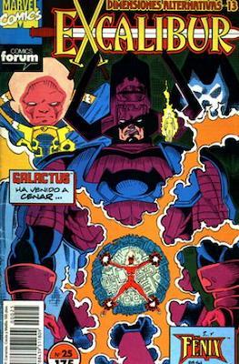 Excalibur Vol. 1 (1989-1995) (Grapa) #25