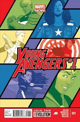 Young Avengers Vol. 2 (2013-2014) (Comic-book) #1