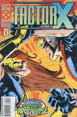 Factor-X (Comic Book) #4