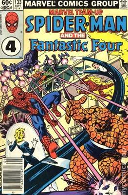 Marvel Team-Up Vol. 1 (Comic-Book) #133