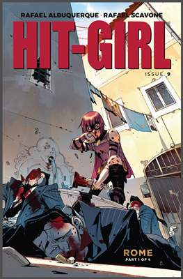 Hit-Girl (2018 Variant Covers) (Comic Book) #9